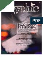 Psychic Magazine 1973 - Ingo Swann