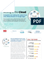 Moving to the Cloud - Google App
