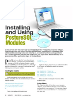 PostgreSQL Modules - chkpass, hstore, fuzzystrmatch, isn tutorial