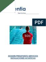 Dossier Presupuesto Ins.acuaticas