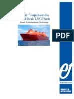 Elliott LNG Compressors