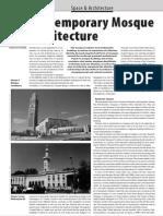 ISIM 21 Contemporary Mosque Architecture