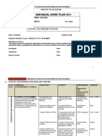 Work Plan Sample Format | Business