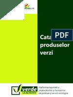 Catalogul produselor verzi
