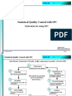 Statistical Quality Control SPC