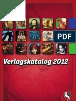 Pegasus Spiele Hauptkatalog 2012