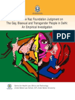Report_Impact of the Naz Foundation Judgment