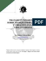 Tratado Fundamental Sobre Manejo Energtico y Creacin en La Vida Cotidiana