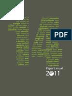 Raport anul 2011 TERRA Mileniul III