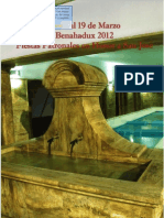 LIBRO DE FERIA Y FIESTAS 2012 (VERSIÓN ABREVIADA)