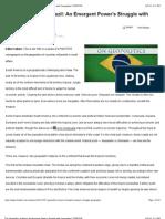 Geopol Brazil