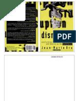 Disruption - The Print Version