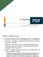 Sistema Bibliotecario UC