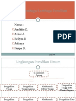 PKN - Peranan Lembaga Peradilan