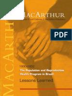 Mac Arthur Lessons Learned