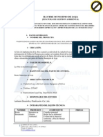 """RESUMEN EJECUTIVO DEL ESTUDIO DE IMPACTO AMBIENTAL EXPOST DEL PROYECTO """"PUENTE ENCOLLADOS Y MURO DE CONTENCION EN EL RIO JIPIRO PARA LOS BARRIOS JIPIRO ALTO Y JIPIRO PARAISO DE LA CIUDAD DE LOJA"""""""