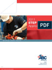 2011 STEP Application Book