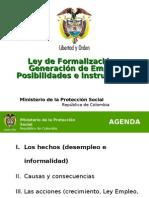 MINISTERIO PROTECCIÓN SOCIAL