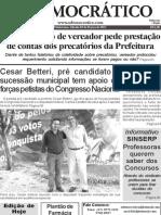 03-03-2012 Democrático