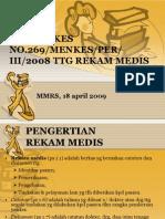 Rekam Medis MMRS
