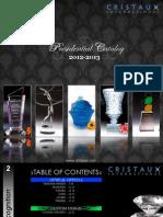 CX Presidential 2011 2012