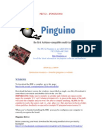 PIC32-Pinguino Installation Instructions