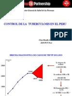 Control de La TB en Peru