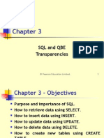 Chap03 SQL and QBE