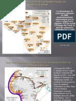 Les Grands Projets de l'Afrique pour le 21e