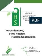 ¿Qué es Hoteles Sostenibles ®?