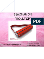 Rolltop Ppt