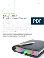 Ind as vs ifrs
