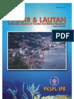 Journal Pesisir Dal Lautan