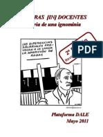 Carreras [In]docentes - Historia de una ignominia
