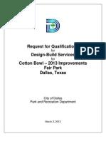 RFQ_DesignBuild_CottonBowl