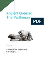 Visit Greece Parthenon KS2