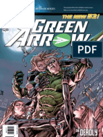 Green Arrow Issue 7 Exclusive Preview