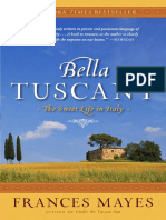 Bella Tuscany by Frances Mayes - Excerpt