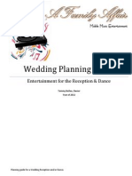 a family affair-wedding planner