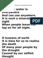 FIS - 4F Water Poem -- Soo Hyun