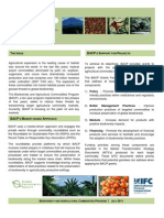Biodiversity and Agricultural Commodities Program (BACP)