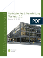 Urban Land Institute Martin Luther King Jr. Library Building Final Report