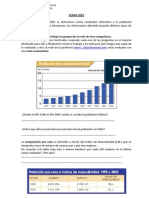 Trabajo Con Distintos Graficos Interpretación de Datos
