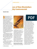 Highly controversial -Nomenclature of Biosimilars