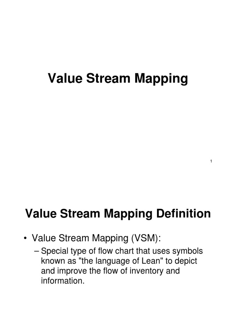 Value stream mapping lean manufacturing inventory biocorpaavc Images