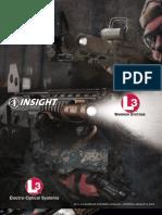 2011 EOTech Insight EOS Catalog