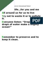 FIS - 4F Water Poem --Rashed0809