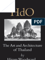 Woodward - The Art and Architecture of Thailand ~ From Prehistoric Times Through the 20th Century