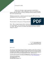 PBS GSA National Equipment Standard Guide 2011-03-21