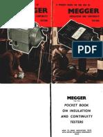Megger Handbook